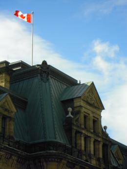 Langevin Block, Ottawa, Canada