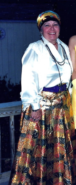 Make a Gypsy Costume for Halloween– Gypsy Costume Ideas