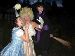 Halloween, Hospice and Oz