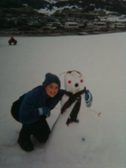 Go ahead, build a snowman