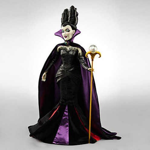 Maleficent - Evil sorceress from Walt Disney's Sleeping Beauty