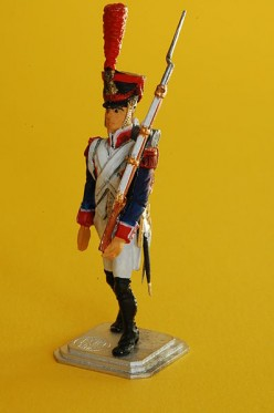 Toy Soldier, a poem