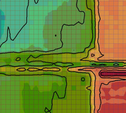 How to Convert a FLO-2D Elevation Grid to a TIN or Raster in ArcGIS 10