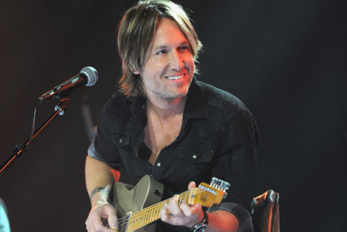 Keith Urban - new American Idol 2013 judge, photo source tasteofcountry.com