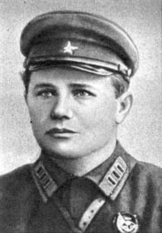 General Andrey Eremenko