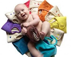 Parenting Advice- The Benefits of Cloth Diapers