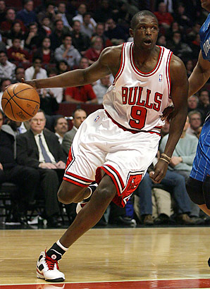 Luol Deng is just awful for not having wrist surgery.