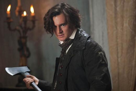 Benjamin Walker as Abraham Lincoln Vampire Hunter (2012)