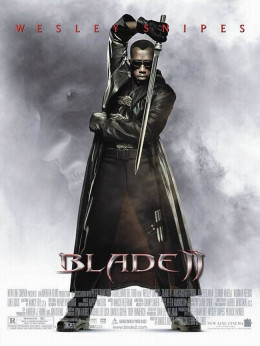 Blade II (2002) poster