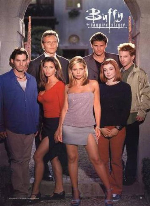 Buffy the Vampire Slayer - poster