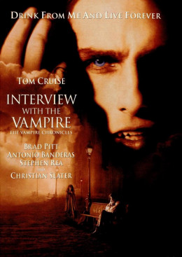 Interview With the Vampire (1994) poster