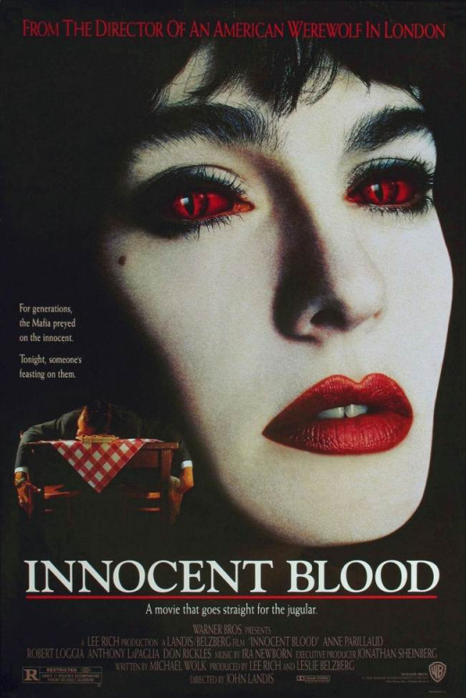 Innocent Blood (1992) poster