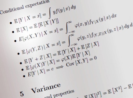 "There are many mathematical formulas for calculating the ""average"" value of a set."