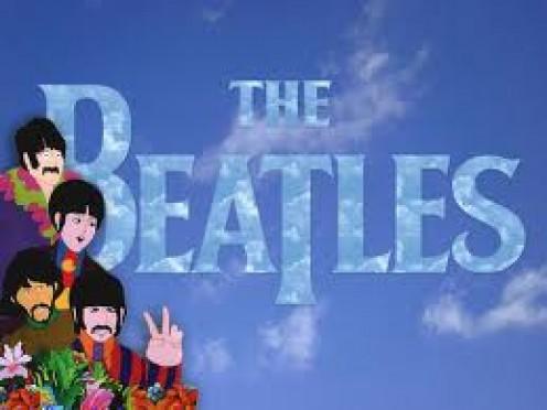The Beatles consisted of: John Lennon, Paul McCartney, Ringo Star and George Harrison.