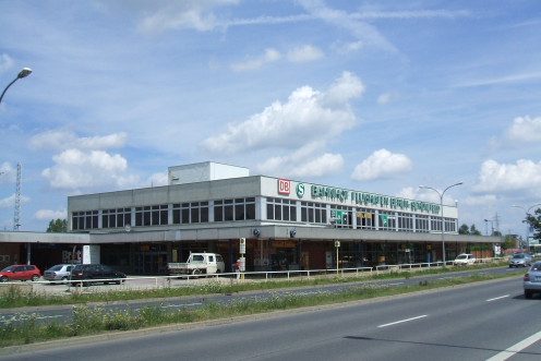 Berlin-Schoenefeld Station