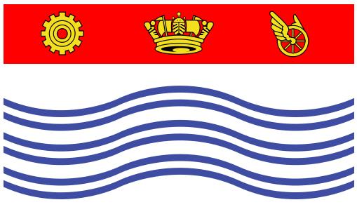 The Barrie flag.