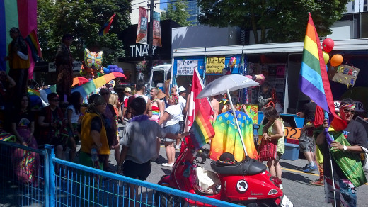 An annual parade turns Vancouver into Vancouver United