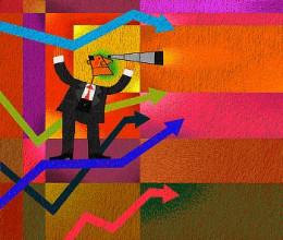 Forecasting the market. :-)