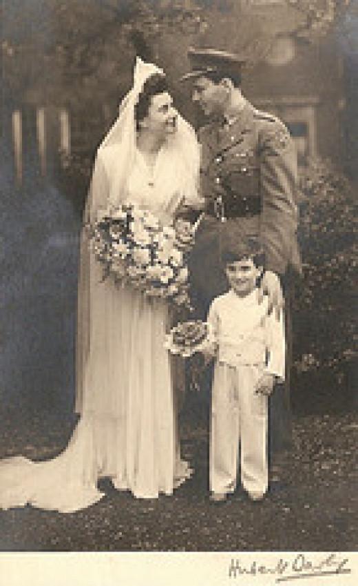 Remembering Weddings