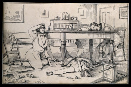 Chloroform could do more than ease the toothache, it often caused unconciousness or even death.