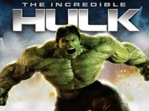 The Incredible Hulk has had television shows, cartoons, movies and comic books. He is just a regular guy until you make him mad.