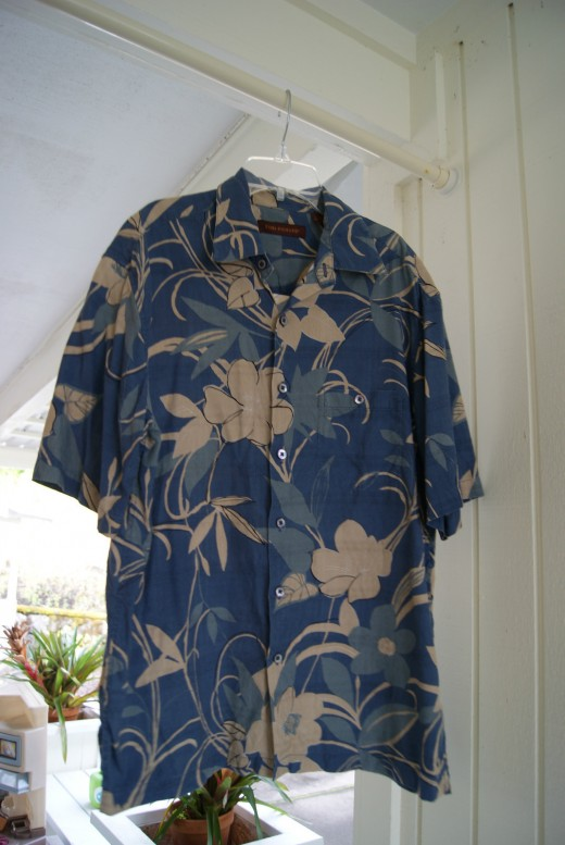 Tori Richard Aloha Shirt