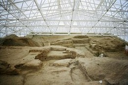 Excavations at Catalhoyuk