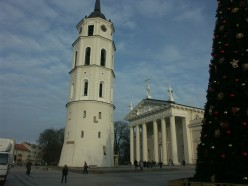 A visit to Vilnius, the capital of Lithuania