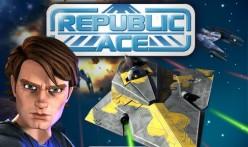 Star Wars Games: Republic Ace (Online)