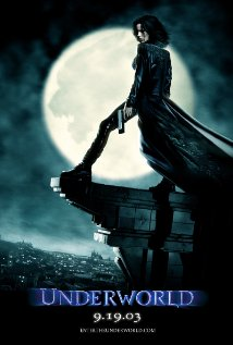 Theatrical poster for Underworld