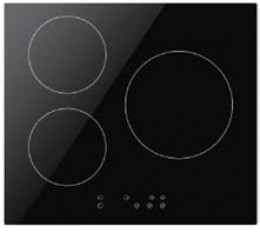 3 Zone Induction Cooker