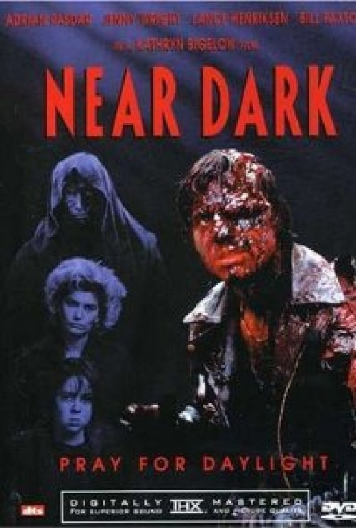 Theatrical poster for Near Dark