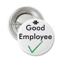 Recognize a good employee