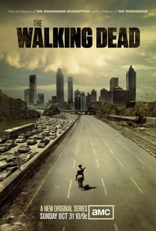 The Walking Dead (2010) poster
