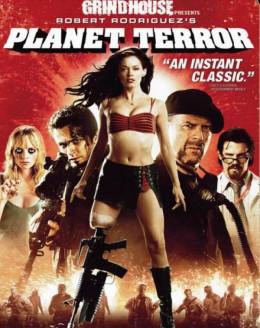 Planet Terror (2007) poster