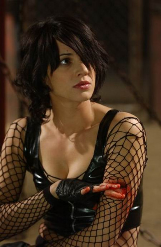 Asia Argento in Land of the Dead (2005)
