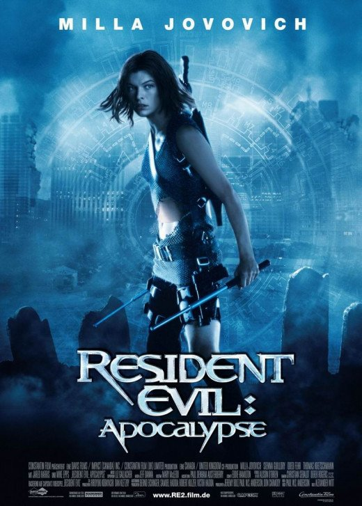Resident Evil Apocalypse (2004)
