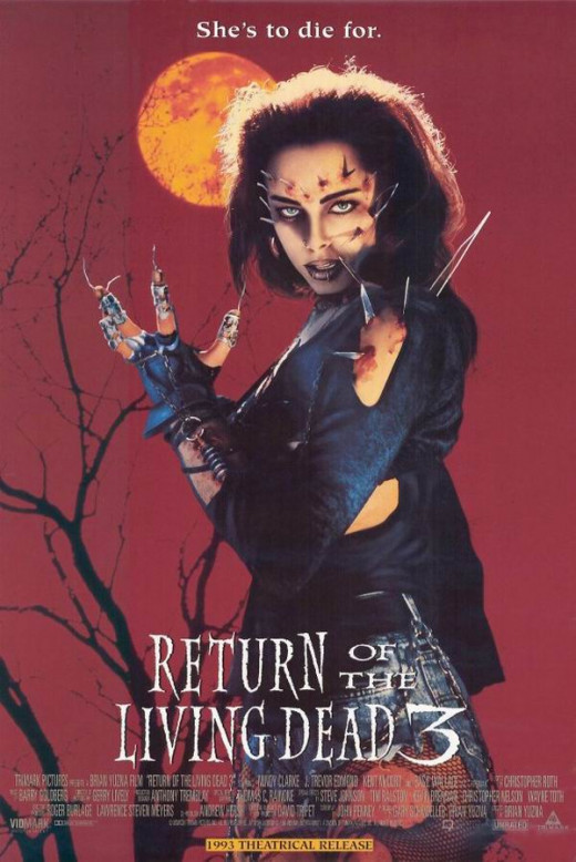 Return of the Living Dead III (1993)