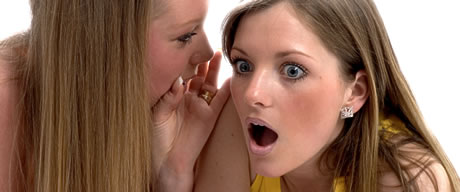 Religious abusers often use gossiping and backbiting as a means of control.