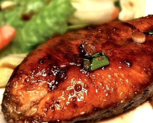 Homemade teriyaki sauce recipes easy to make use as marinade for J j fish chicken milwaukee wi