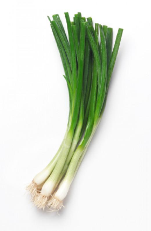 Spring onion, salad onion, scallion...