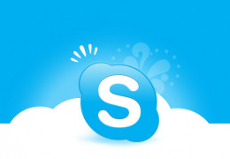 Skype was actually the first internationally successful VoIP service long before the iPhone came along.