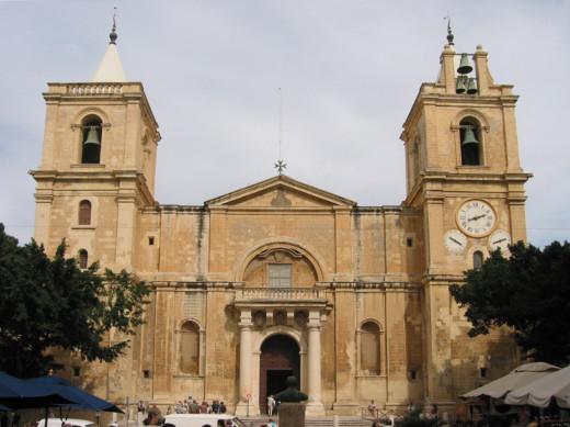 St John's Cathedral- Valletta, Malta