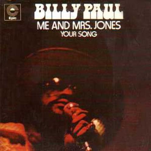 Singer Billy Paul
