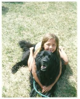 Lifetime friends! (Photo by Barbara Anne Helberg, 2002)