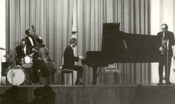 The dave Brubeck Quartet - 1967