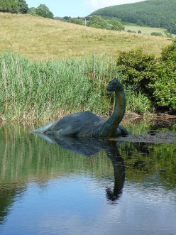 What do you think is more likely to exist, Bigfoot or the Loch Ness Monster?