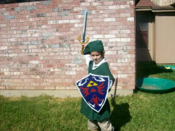 How to Dress as Link from the Legend of Zelda Video Games