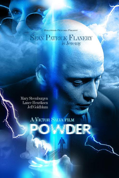 Powder - Promotional Poster