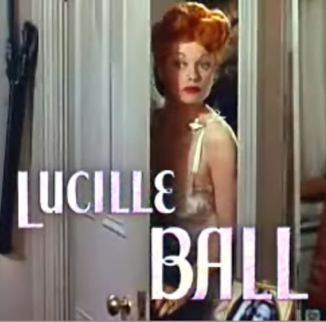 Lucille Ball was a great comedienne. She was also an intelligent and beautiful woman.